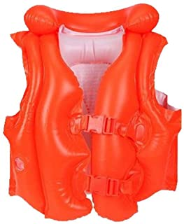 Intex Swim Vest, Red, 58671