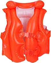 Intex Swim Vest, Red, 58671