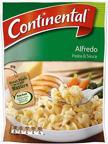 Continental Pasta con Salsa Alfredo 85g