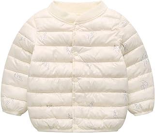 Fairy Baby Toddler Baby Boy Girl Unisex Winter Warm Jacket Puffer Cotton Outwear