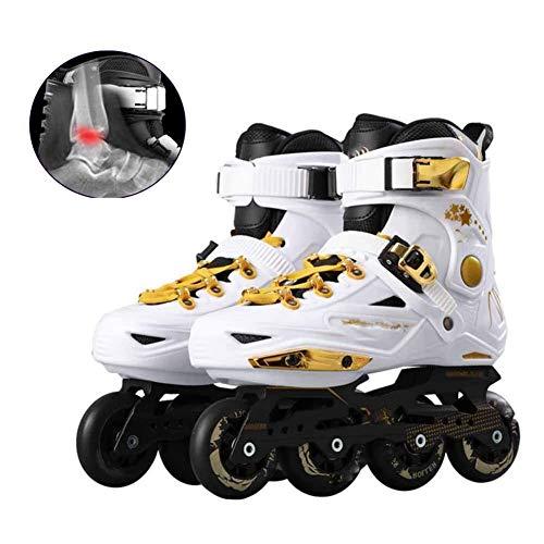SXFYHXY Zapatos De Patinaje De Velocidad Patines En...