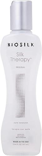 Biosilk - Trattamento di siero per la terapia della seta, 167ml