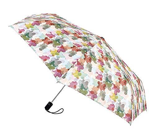 Paraguas Vogue Plegable Abre Cierra automático. Se confecciona con un Bonito Tejido...