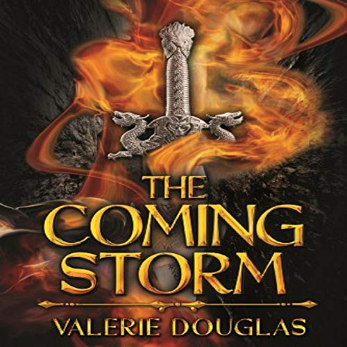 The Coming Storm audiobook cover art