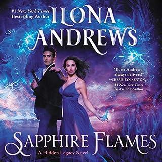 Sapphire Flames cover art