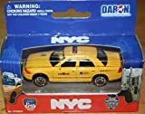 Daron NYC New York City Taxi Cab Ford Crown Victoria 1:64 Scale Diecast