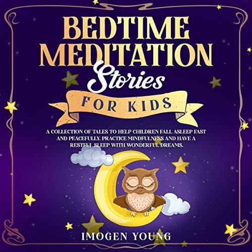 Bedtime Meditation Stories for Kids cover art