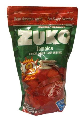Zuko Hibiscus Flavor Drink Mix (Pack of 1)