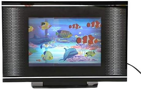 Indefinitely Lightahead LCD Black Screen Artificial Fish Challenge the lowest price De Tropical Aquarium