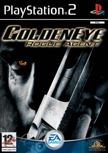 GoldenEye: Rogue Agent (PS2) by Electronic Arts
