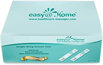 25 Pack Easy@home Marijuana (thc) Single Panel Drug Tests Kit - #EDTH-114