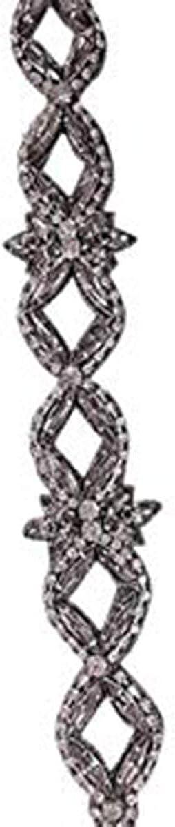 Deepa Gurnani deepa Elias Stone Choker Necklace Antique Classical Indian Jewe;ry Gift