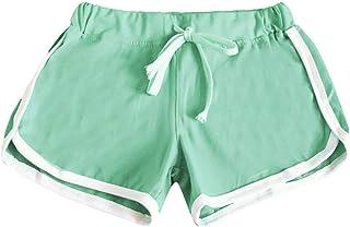 Summer Ladies Shorts Loose Casual Woman Fitness Sports Beach Running Yoga Hot