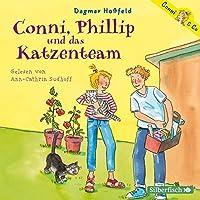 Conni, Phillip und das Katzenteam (Conni & Co 16): 2 CDs