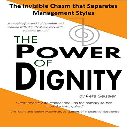 The Power of Dignity Titelbild
