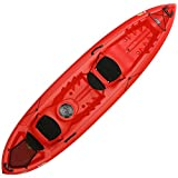 Best Tandem Kayaks - Lifetime Beacon Tandem Kayak, Red, 12 Review