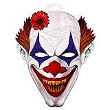 Maschera clown assassino XXL. Maschera clown assassino XXL