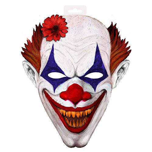 Masque Clown Terrifiant XXL - Halloween - Taille Unique