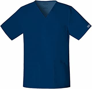 CHEROKEE Premium Core Stretch Unisex V-neck Scrubs Shirt