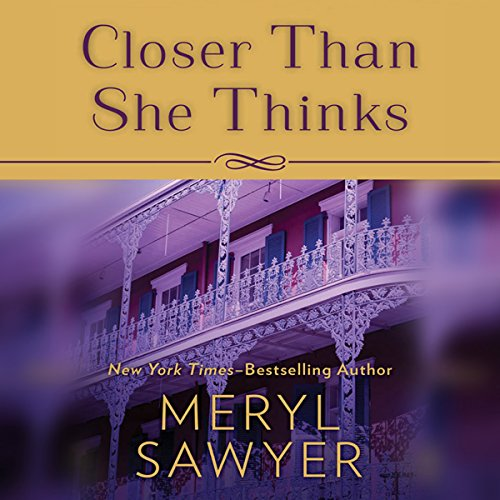 Closer Than She Thinks audiobook cover art