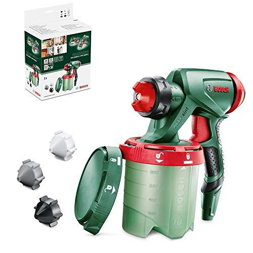 Bosch Sprühpistole für Farbsprühsystem PFS 3000-2 und PFS 5000 E (1000 ml, im Karton)