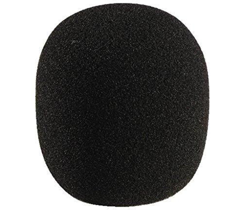 Monacor WS-60 - Accesorio para micrófono (DM-2500, Negro, Espuma, 6 cm, 7 cm)
