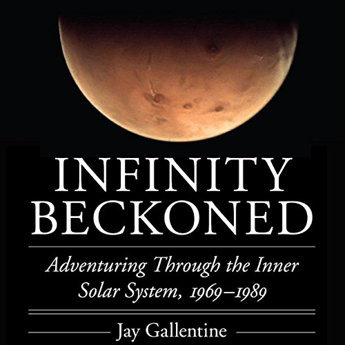 Infinity Beckoned audiobook cover art