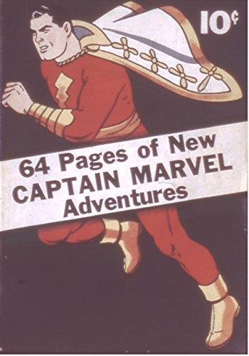 Captain Marvel Adventures #1