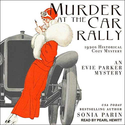 Murder at the Car Rally cover art