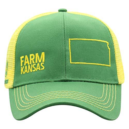 John Deere Farm State Pride Cap