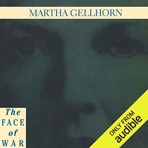 The Face of War audiobook cover art