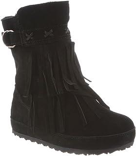 BEARPAW Girls Krystal Tassel Boot