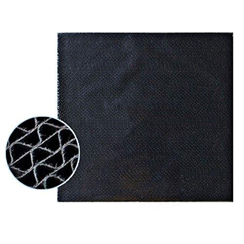 YanBan Filtro catalizador desodorizante negro para DaiKin MC70KMV2-N MC70KMV2-R MC70KMV2-K MC70KMV2-A filtro purificador de aire