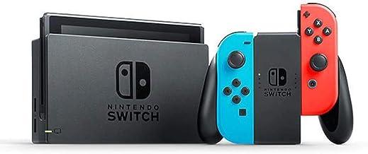 Console Nintendo Switch 32gb Neon Blue Red Pronta Entrega