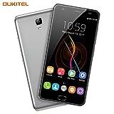 OUKITEL K6000 Plus - 4G Smartphone Libero Batteria 6080mAh MTK6750T Octa Core, 5,5 pollici 2.5D...