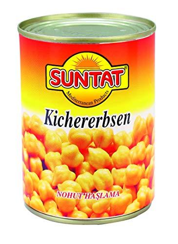 SUNTAT Kichererbsen, 400 g