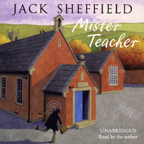 Mister Teacher audiobook cover art