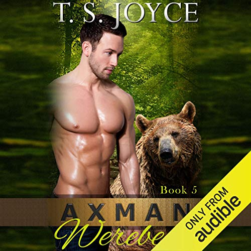 Axman Werebear audiobook cover art