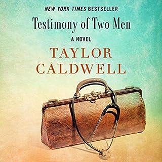 Testimony of Two Men audiobook cover art