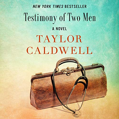 Testimony of Two Men     A Novel              De :                                                                                                                                 Taylor Caldwell                               Lu par :                                                                                                                                 George Newbern                      Durée : 29 h et 32 min     Pas de notations     Global 0,0