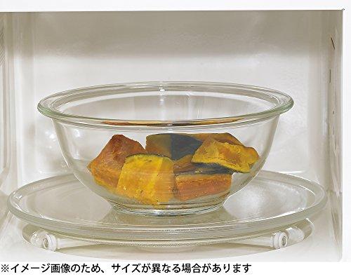 iwaki(イワキ)耐熱ガラスボウル丸型外径18cm900mlKBC322