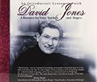 Introductory Lesson: Resource for Voice Teachers by David Jones (2003-07-09)