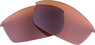 lenses Compatible with Oakley FLAK Jacket Polarized Replacement lenses- Crafted in the USA: Multiple Options