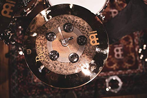 Meinl Percussion Cring Ching Steel Ring with Stainless Steel Jingles
