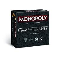 Monopoly Game of Thrones Collector's Edition - Das Spiel zur angesagten Serie (Deutsch)