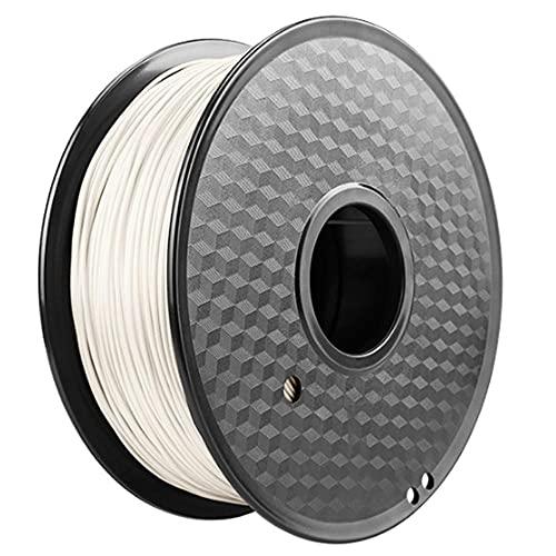 PLA-LW 3D Printer Filament 1.75mm 1KG 2.2LBS 3D Printing Filament Light Weight Foam Material for 3D Printer Aircraft
