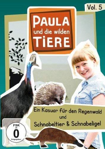 Paula und die wilden Tiere - Vol. 5
