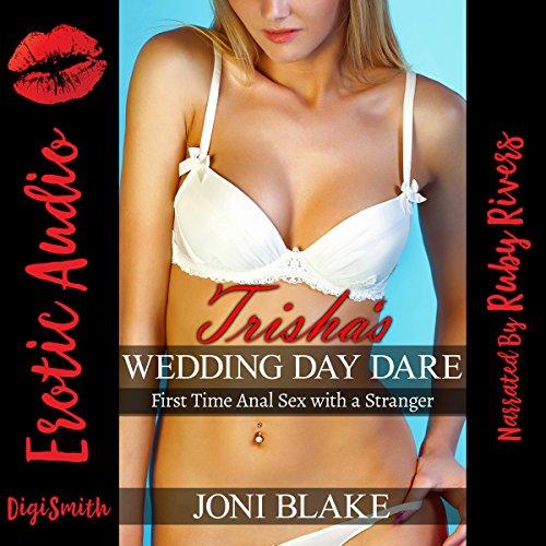 Trisha's Wedding Day Dare cover art