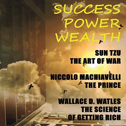 Couverture de Success. Power. Wealth