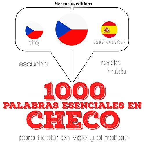 1000 palabras esenciales en checo  By  cover art